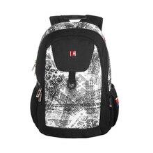 Swisswin Brand Fashion Daily Backpack swissgear wenger Small Ergonomic Bookbag For Teenage Boys and Girls small backpack