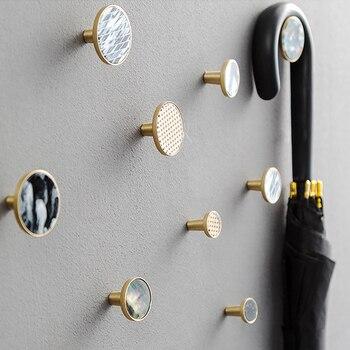 Gancho de resina moderno y nórdico para pared, decoración del hogar, dormitorio, pared de salón, perchero con personalidad, Perchero de constelación DIY