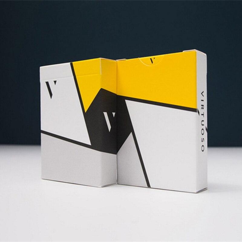 Virtuos vår sommar 2016 SS16 spelkort av The Virts - Limited Sällsynta Magic Deck Magic Props 81233