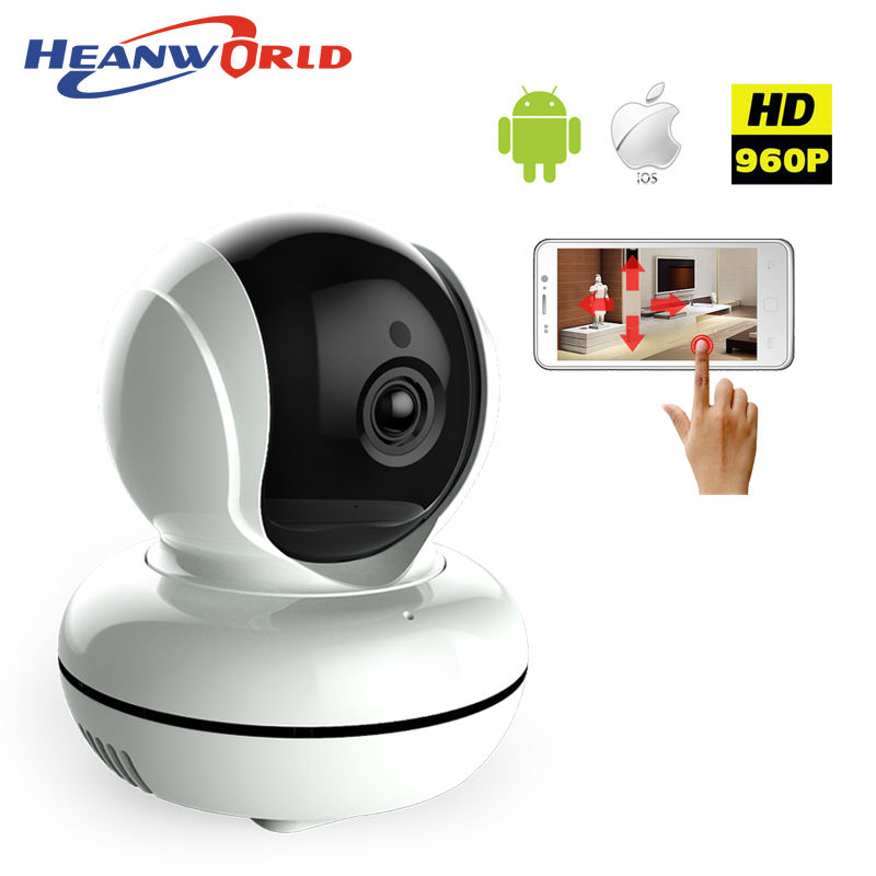 960P mini WIFI IP Camera wireless CCTV video Camera Baby Monitor Night Vision Audio Pan/Tilt SD Card Surveillance Network IP cam ip 720p hd network wifi wireless pan tilt two way audio ir night vision network sd tf card home baby monitor indoor camera