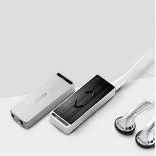 Original Mini Walkman Reproductor de MP3 8 GB Fuselaje de Metal Deportes Corrientes Sin Pérdida de Distancia De Grabación Grabadora de Voz Del Usb