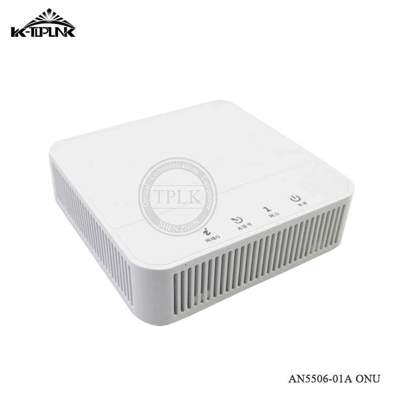 AN5506 01A plus GPON ONU ONT FTTH режимы с 1 GE интернет портом один порт волоконно Оптическая