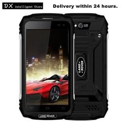 Free Gift GUOPHONE X2 IP67 Waterproof SmartPhone 5500mAh 5.0Inch HD 2GB+16GB 8.0MP MT6737 Quad Core Dual Sim CellPhone