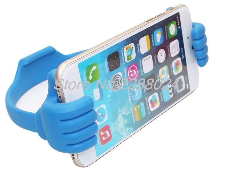 dudukan ponsel dukungan untuk iphone 5 5 s 5c untuk iphone 6 6s 6 - Aksesori dan suku cadang ponsel - Foto 5