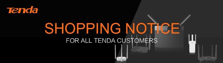 Tenda Nova MW3 AC1200 Dual-Band Wireless Router for Whole Home Wifi