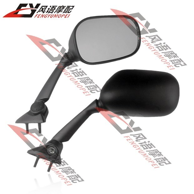 Motorcycle Rearview Mirror For Yamaha YZF R1 09 10 YZF R6 08