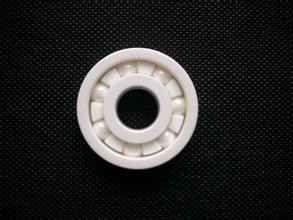 606 full ZrO2 ceramic deep groove ball bearing 6x17x6mm good quality for hand spinner