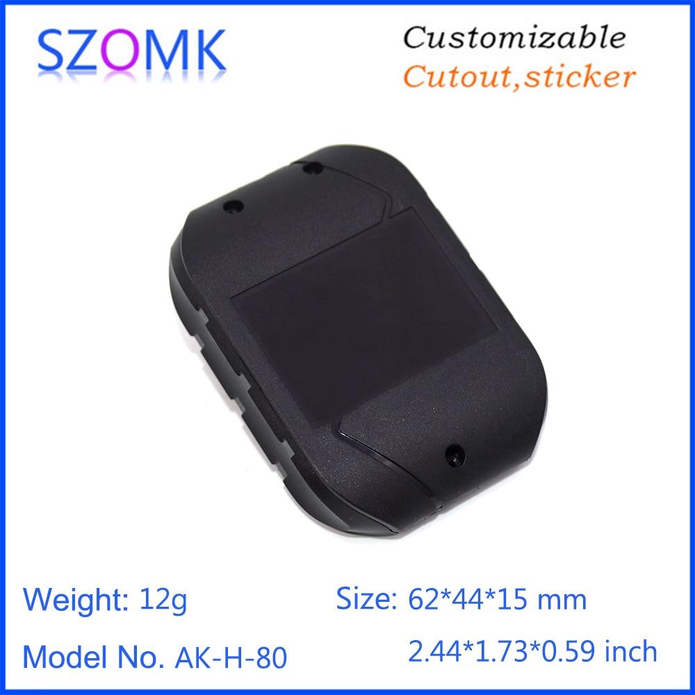 GPS plastic enlcosure szomk plastic enclosure box small instrument enclosure housing for electronics pcb design  (11)