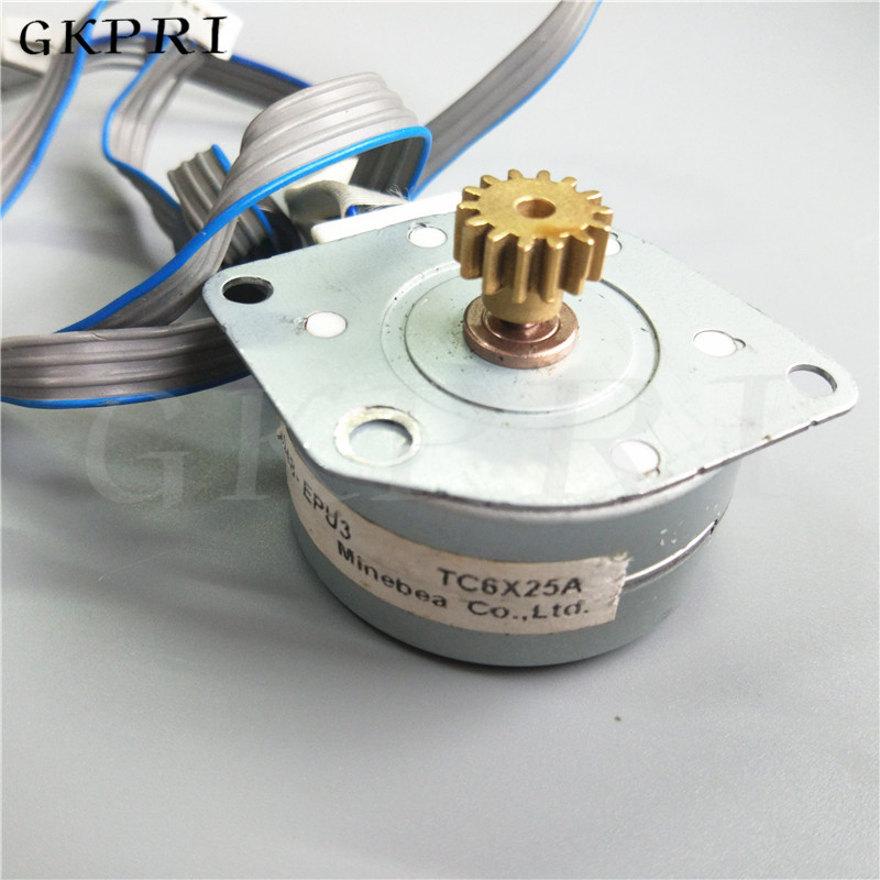 Made in Japan inkjet printer Mutoh ink pump assembly motor for Epson 7880 7800 9880 Mutoh