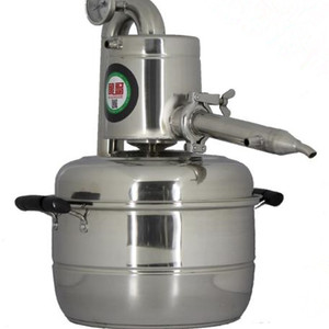 10L Water Alcohol Distiller di