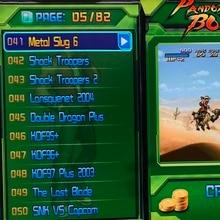 Новое поступление Пандора X аркадная игра доска мульти игровая коробка 1660 в 1 обновленная версия CGA& HD выход для шкафа игры