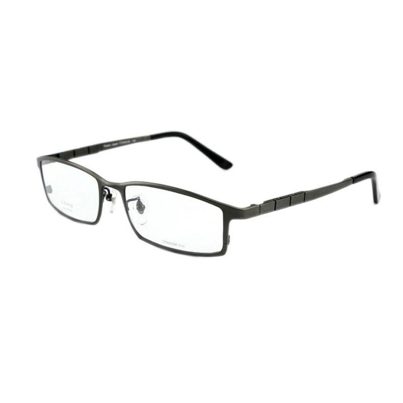 MINCL/marke reinem titan brillen designer brillenfassung brillen ...