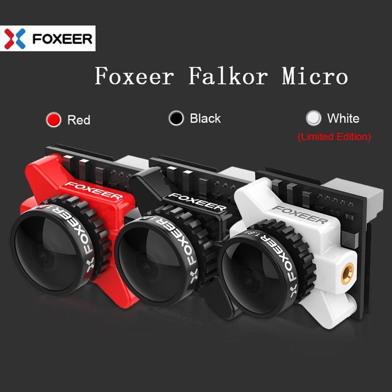 FOXEER Aokfly Micro Falkor Cámara FPV 1,8mm CMOS 1/3 1200TVL 4:3/16:9 PAL/NTSC conmutable G WDR OSD 5,5g para carreras FPV-in Partes y accesorios from Juguetes y pasatiempos on AliExpress - 11.11_Double 11_Singles' Day 1