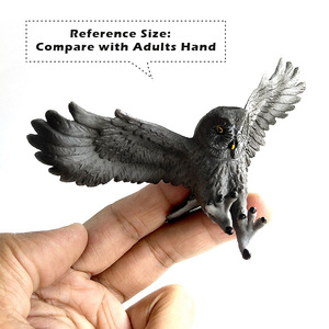 Image 4 - Đồ Chơi Hot Đại Bàng Biển Vẹt Thổ Nhĩ Kỳ Chim Nhân Vật Hành Động Nhựa Mô Hình Động Vật Vườn Cổ Tích Trang Trí Hình Tượng Một Mảnh Tặng kid