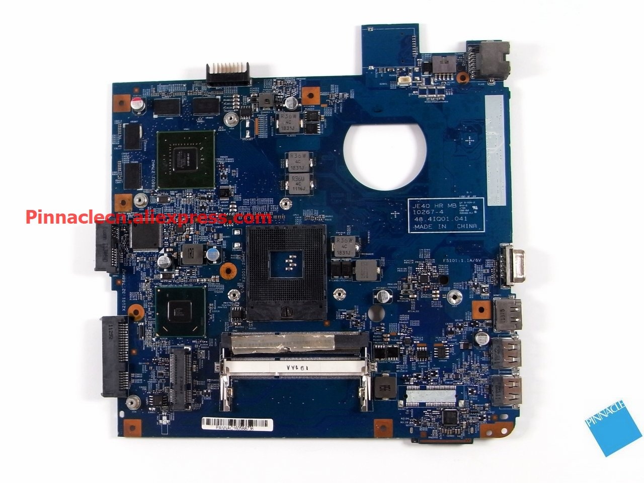 MBRRB01001 Motherboard for Acer  Aspire 4752G 4755G JE40 48.4IQ01.041MBRRB01001 Motherboard for Acer  Aspire 4752G 4755G JE40 48.4IQ01.041
