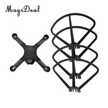 Propeller Blade Protection Cover & Main Frame Body Shell for MJX B3 Bugs 3 RC Racing Drone