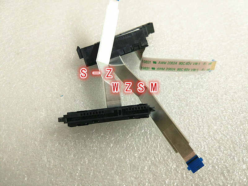 New Free Shipping For HP Pavilion 15-AB 15-ab065tx series X18 DD0X18HD011 SATA Hard Drive HDD Connector Flex Cable new keyboard us version for hp pavilion touchsmart sleekbook 15 b004xx 15 b010us 15 b161nr 15 b160ea without frame