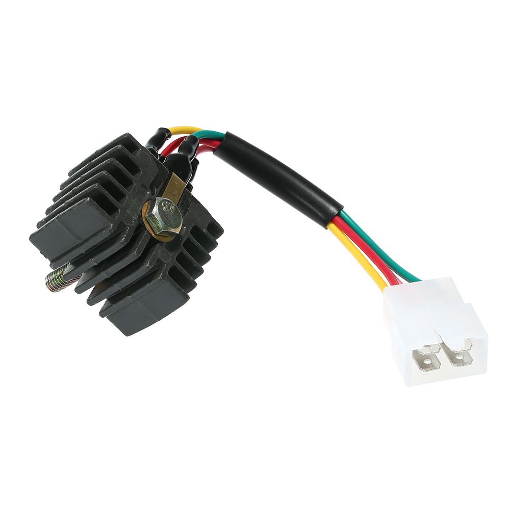US $3 82 37% OFF|Fine quality Voltage Regulator Rectifier for Honda CB100  CB125S CL100 CL100S CL125S CT90-in Motorcycle Batteries from Automobiles &