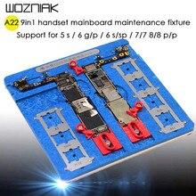 A22 высокое Температура основной плате джиг печатной платы Держатель плат для iPhone 5S 6 6 P 6 S 6SP 7 7 P 8 8 P Fix Форма для ремонта