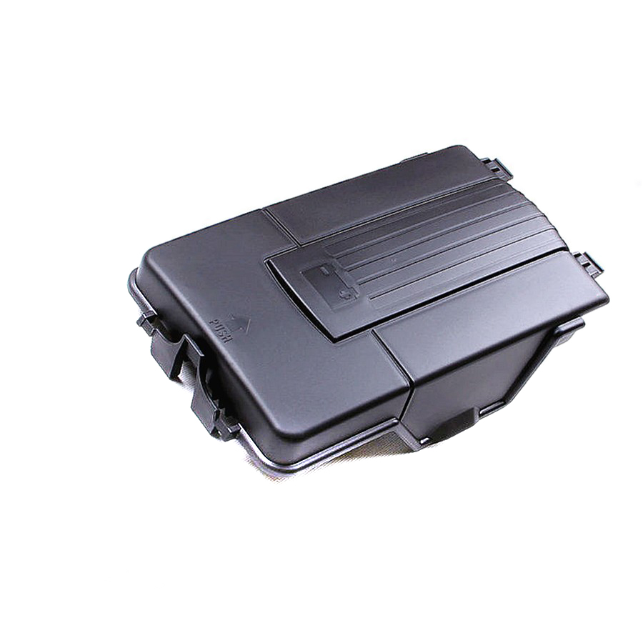 tuke oem battery tray side cover for vw jetta golf mk5 mk6 passat b6 tiguan octavia seat leon a3. Black Bedroom Furniture Sets. Home Design Ideas