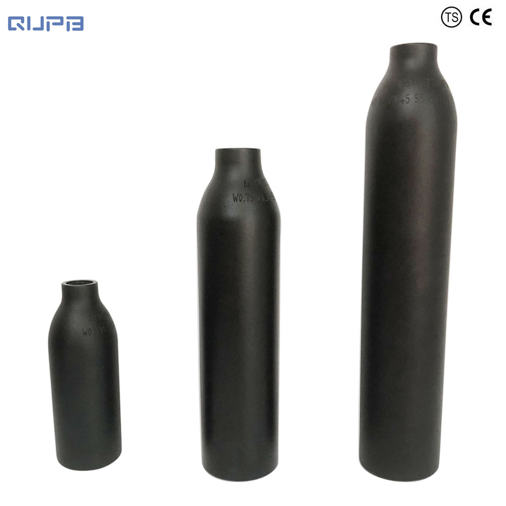 QUPB PCP Paintball 300BAR High Pressure Cylinders M18x1.5 Thread 200cc 350cc 450cc
