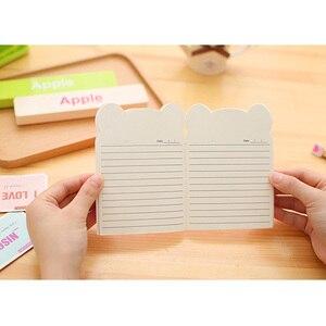 Image 5 - 20 unids/lote pequeño cuaderno de papel con forma de cerdo bonito, diario, papelería, suministros para estudiantes