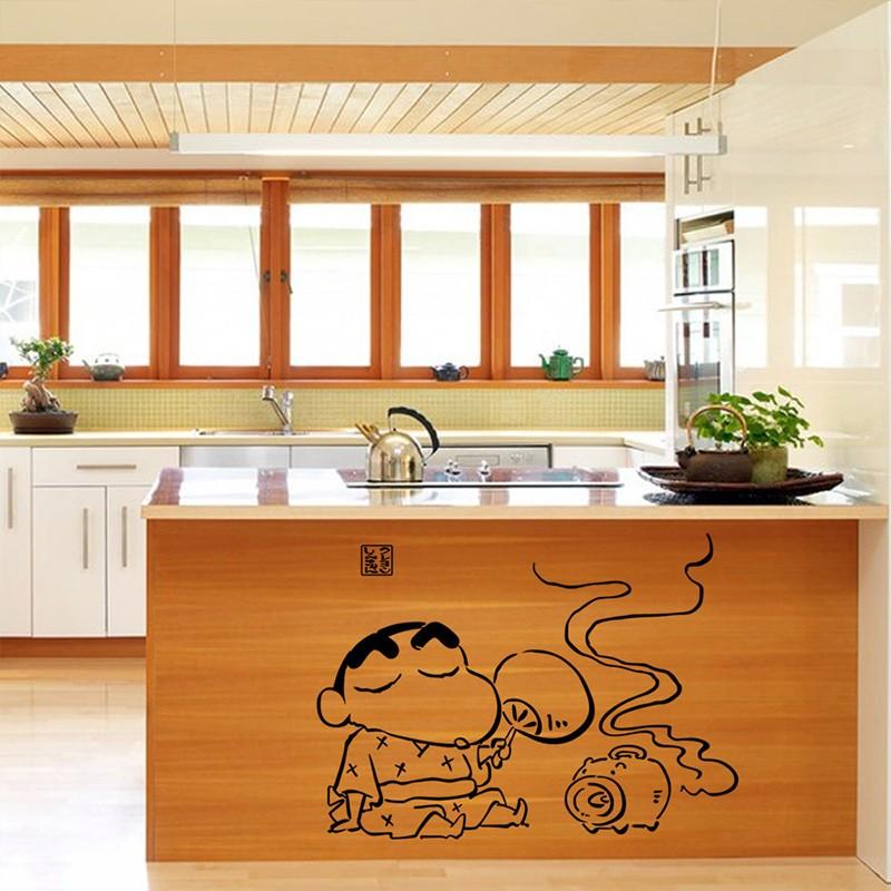 Bonito Muebles De Cocina De Bricolaje Creativo Ilustración - Ideas ...
