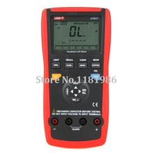 UNI-T UT611 Professional Inductance Capacitance Resistance Frequency Tester with Series / Parallel Mode LCR Meters цена в Москве и Питере
