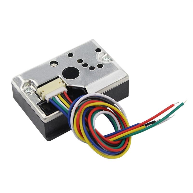 Original PM 2.5 Dust Sensor Metal Air Quality Dust Sensors