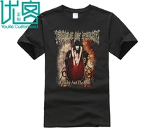 funny t shirts Cradle Of Filth Cruelty And The Beast Mens Fashion T-shirt