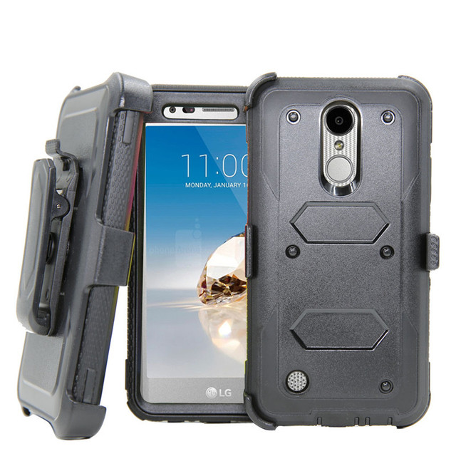 Black Phone case lg k20 5c64f482953a7