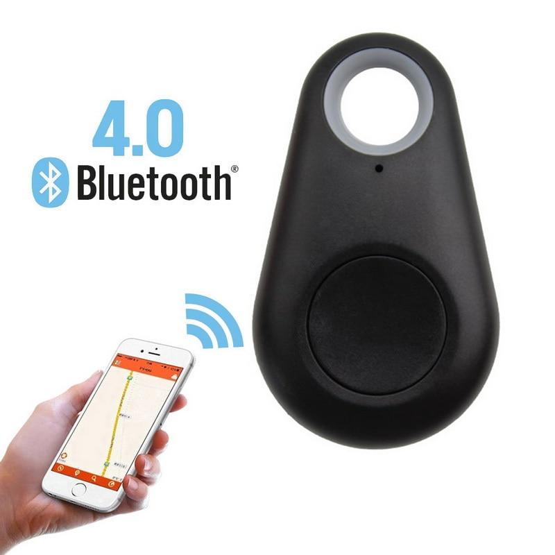 Pet Mini Smart Bluetooth GPS Tracker Waterproof Locator Alarm Wallet Finder Key Pet  Tracker Child Phone Anti Lost Remind