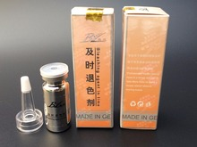 12Pcs/lot Permanent Makeup Cleaning Errors Tattoo In Time For Eyebrow,Eyeliner, Lips 10ml/bottle