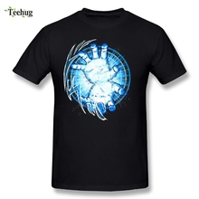 Cool Dragon Ball T-shirts Round Neck Design Kmehameha Master Roshi T Shirt