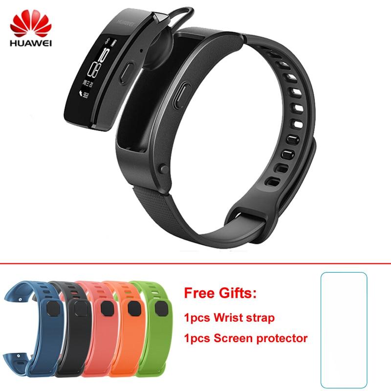 Original Huawei Talkband B3 Lite Smart Wristband Bluetooth headset Answer/End Call Run Walk Sleep Auto Track Alarm MessageOriginal Huawei Talkband B3 Lite Smart Wristband Bluetooth headset Answer/End Call Run Walk Sleep Auto Track Alarm Message