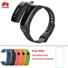 Оригинальный huawei Talkband B3 Lite умный браслет Bluetooth гарнитуры ответ/End Call Run Walk сна автоматическое слежение аварийное сообщение