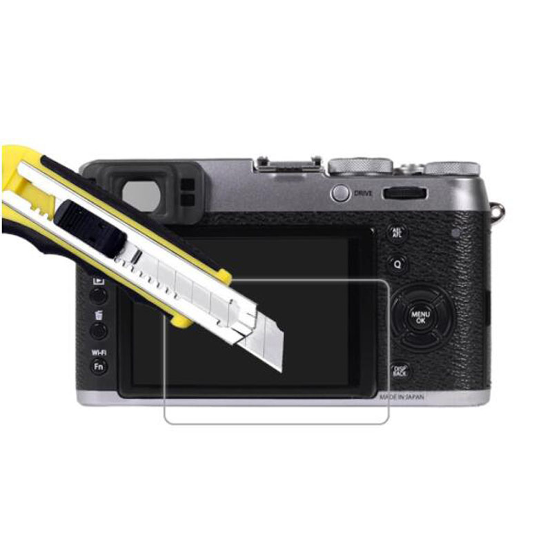 Image 4 - Tempered Glass Protector Film Cover For fujifilm X T1 X T2 X A3 X A5 X A10 X A20 XT1 XT2 XA3 XA5 XA10 XA20 Camera Screen Guard-in Camera LCD Screen from Consumer Electronics