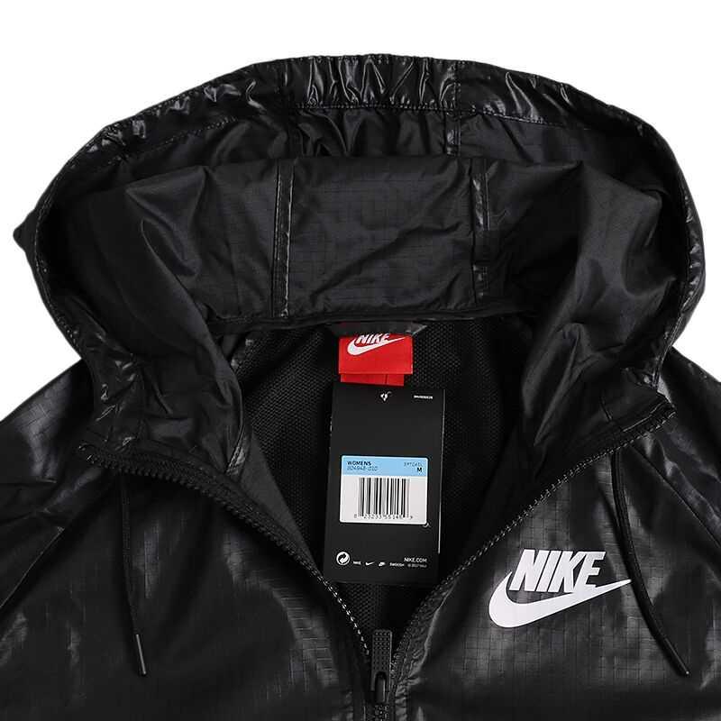 4148ff2854d5 ... Original New Arrival NIKE AS W NSW WR JKT Women s Jacket Hooded  Sportswear