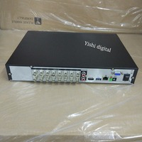 Original Dahua 8 16 Channel 4MP 1U Digital Video Recorder HCVR7208AN 4M HCVR7216AN 4M Smart Search