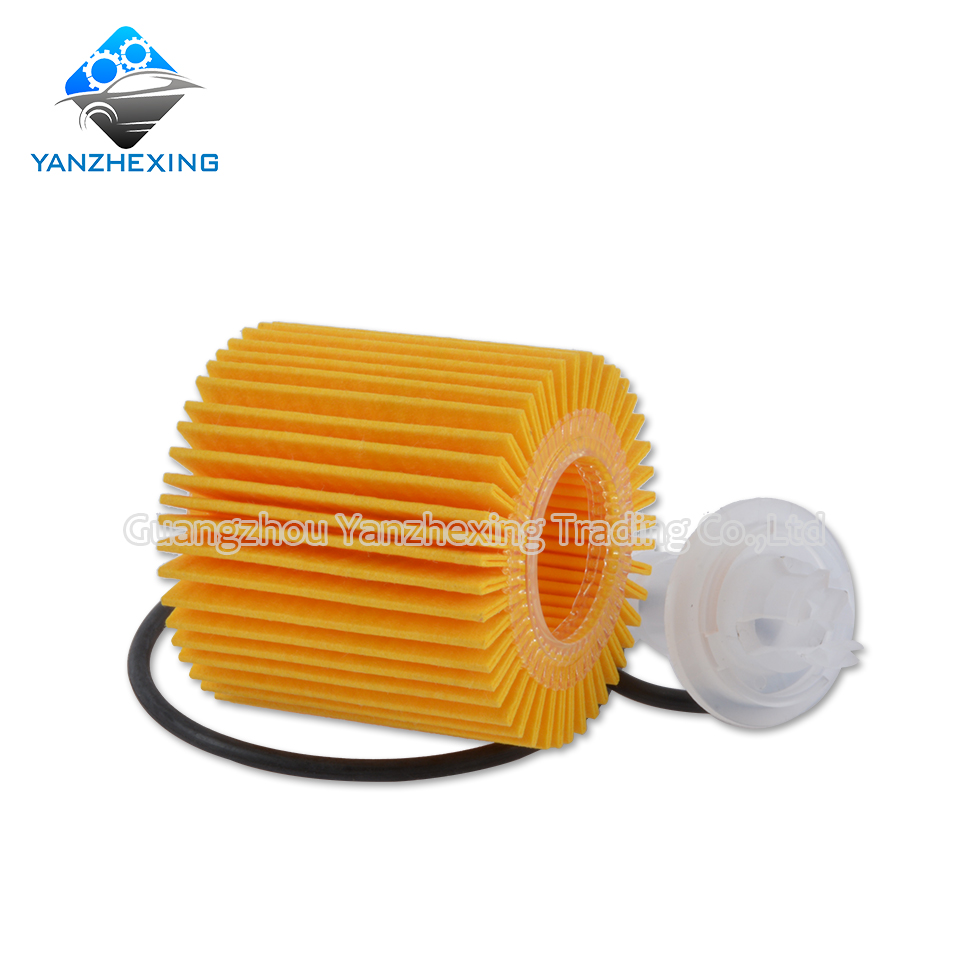 Aliexpress com buy 5pcs lot oil filter element oem 04152 40060 for toyota yaris corolla auris sienta spade for scion iq verso s from reliable element