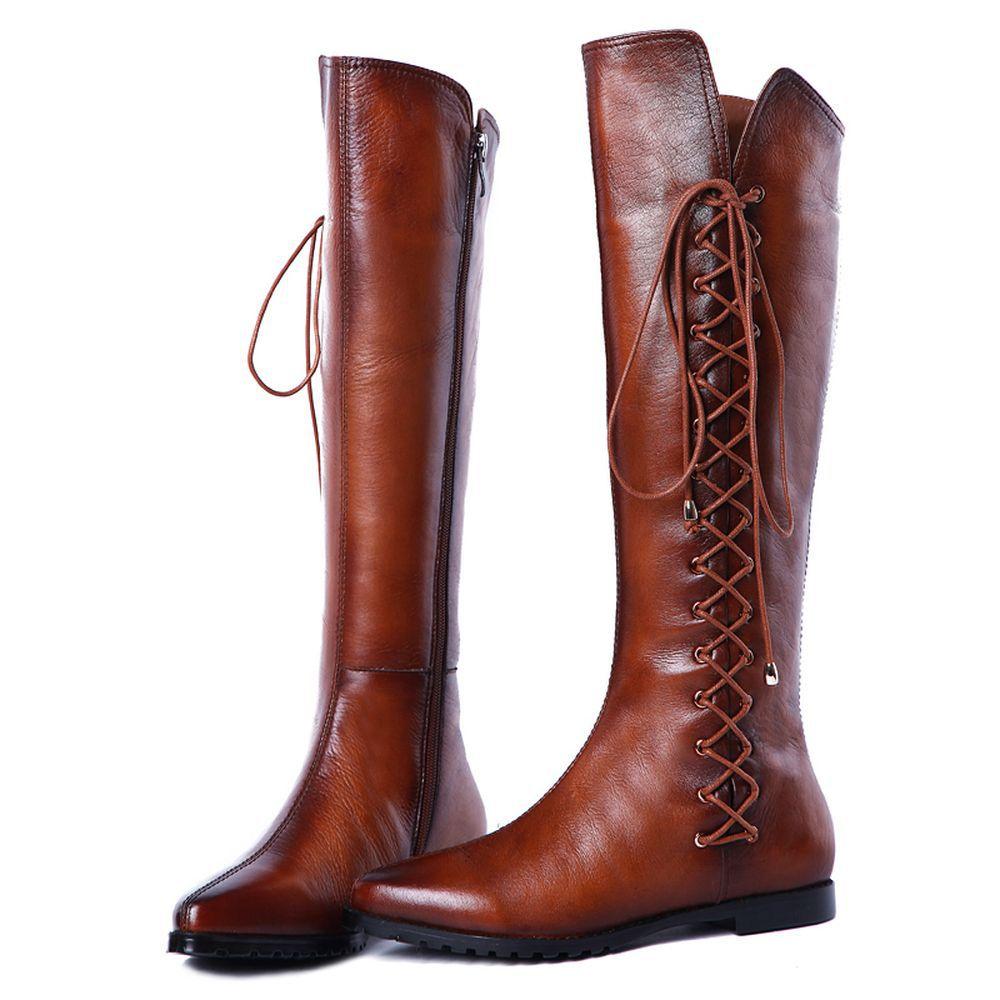 Aliexpress.com : Buy 2014 British style Retro Leather Shoes Women ...
