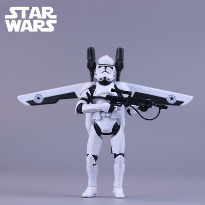 3.75'' 1/18 <font><b>action</b></font> <font><b>figures</b></font> Star <font><b>Wars</b></font> <font><b>Clone</b></font> Trooper white flight commanders 3.75 inch <font><b>Action</b></font> <font><b>Figure</b></font> toys Y0988