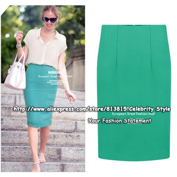 Aliexpress.com : Buy SK99 Celebrity Style Women High Waist Pencil ...