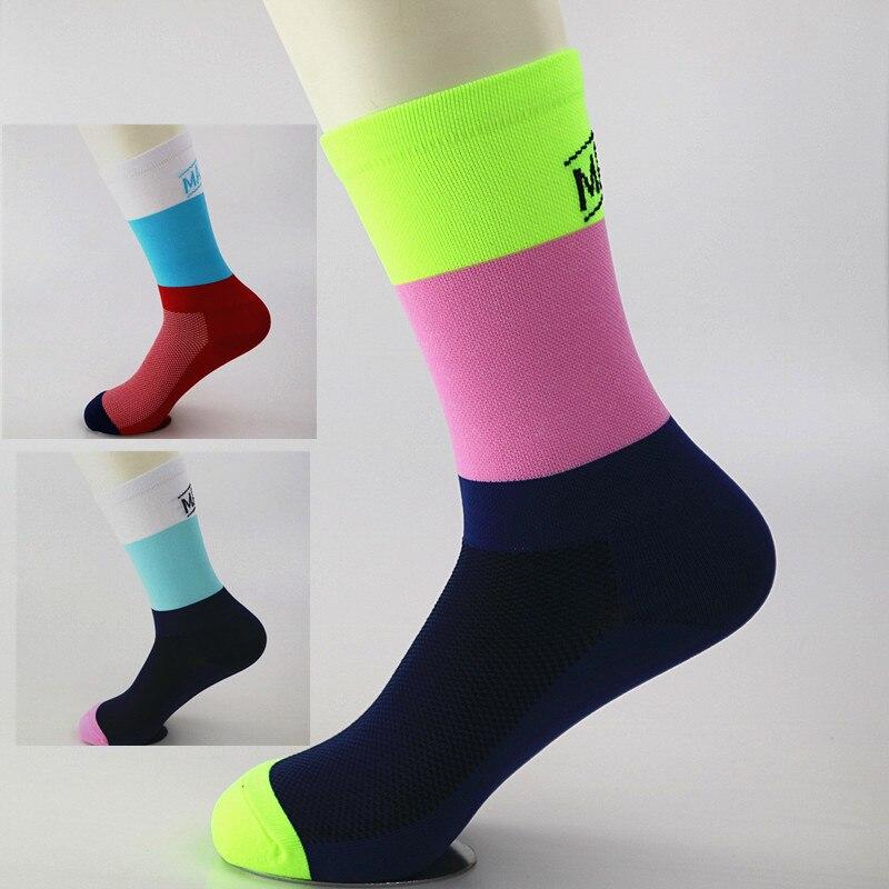 MAAP Coolmax 3 Color Spring Summer   Socks   Thick   Socks   Women Men   Socks