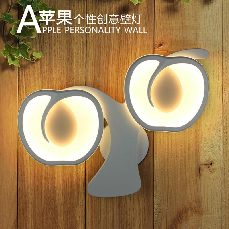 led wall sconce modern  led mirror light bathroom lighting bedroom wall reading light chinese led lights up bar modern 8w 720lm 5000k 8 led up