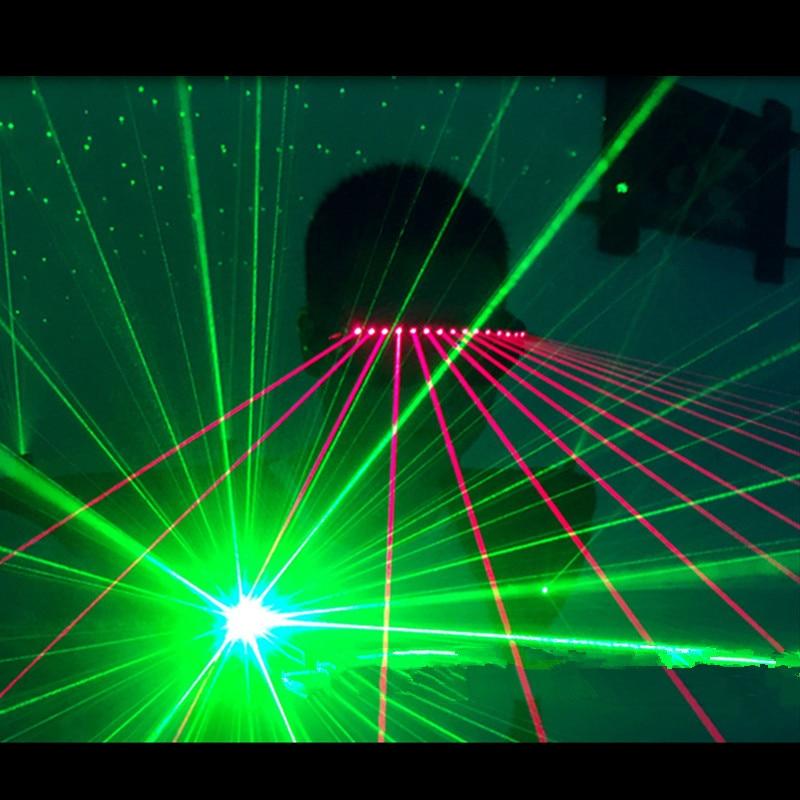 """Naujas atvežtas žalias """"Laserman"""" kostiumas, LED liemenė, - Šventės ir vakarėliai - Nuotrauka 4"""