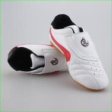 Children Taekwondo Shoes Breathable Soft Child Kickboxing Sneaks Non-slip