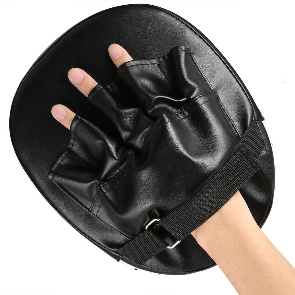 Home Original Sanda Boxing Gloves Pads Hand Target Pad Muay Thai Kick Focus Punch Pad Karate Taekwondo Mitt Mma Foam Boxer Training Hot Sale