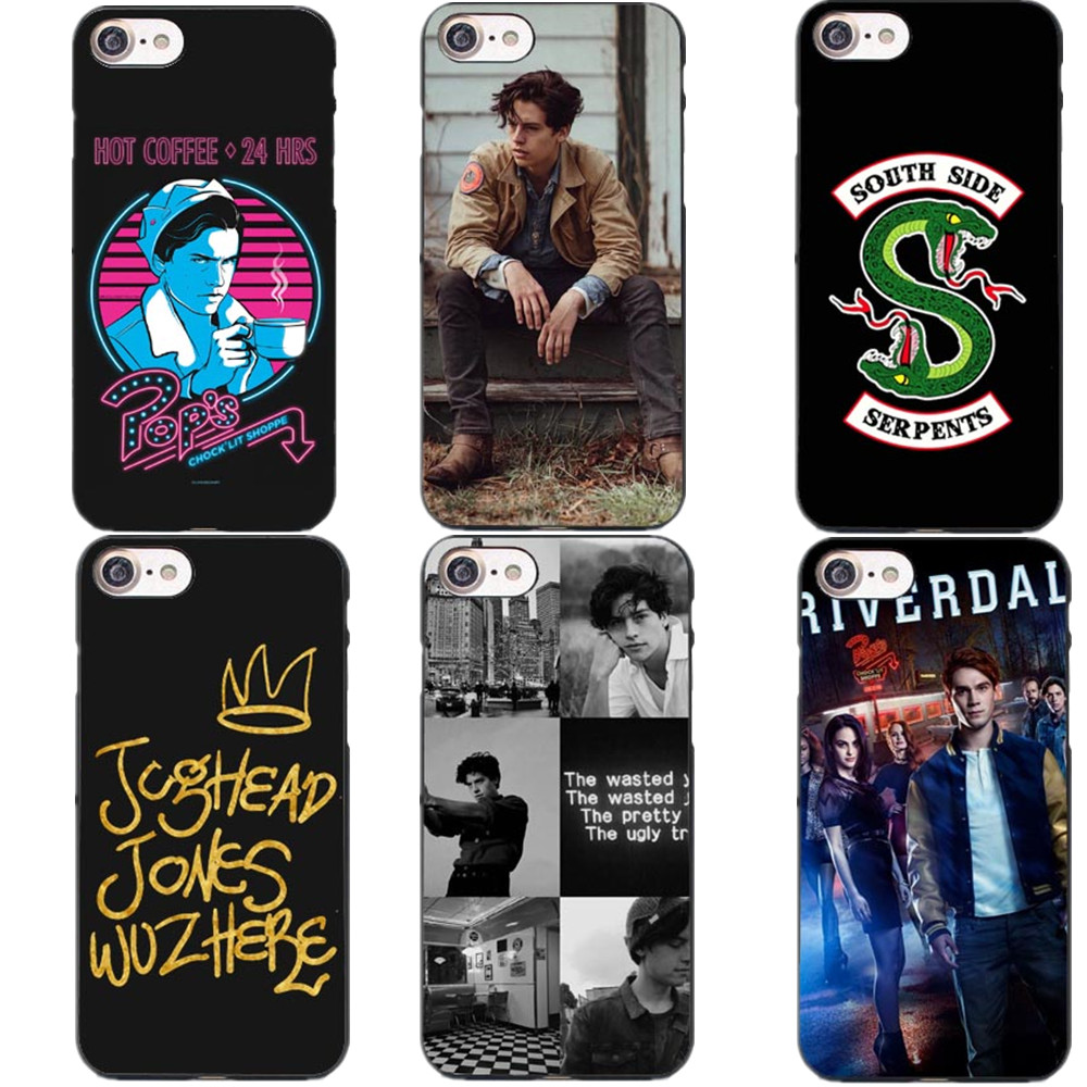 American TV Riverdale Jughead Hard Cover For iPhone 5S SE