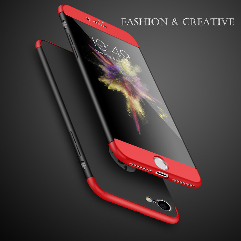 Phone Case For iPhone 5 5s se Coque iPhone 5se Case Armor Full Protection Hard Hybrid PC Matte Back Cover For ipone 5s iPhonese